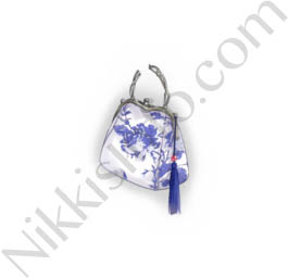 Blue Porcelain·Bag