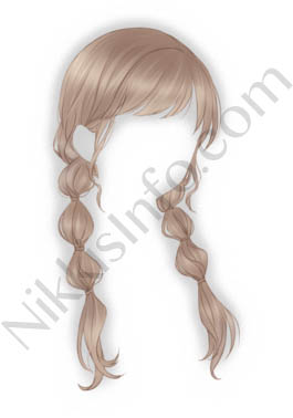 Braids Girl·Brown