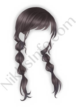 Braids Girl·Black