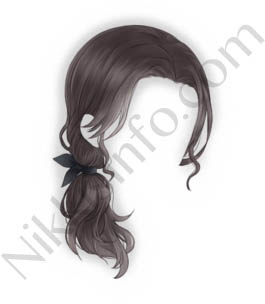 Hair Ribbon·Black