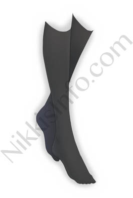 Knee Stockings·Black