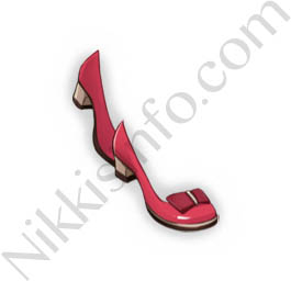 Candy Shoes·Red
