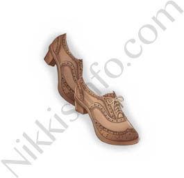 British Shoes·Brown