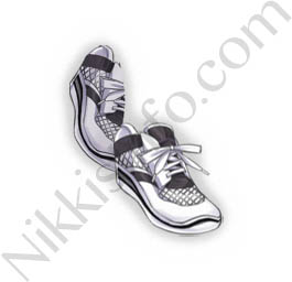 Running Shoes·White