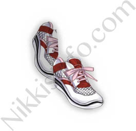 Running Shoes·Red