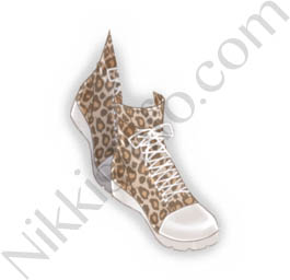 Nipped Boots·Leopard