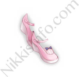 Doll Shoes·Pink