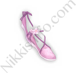 Peach Blossom Shoes