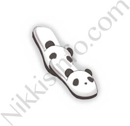 Panda Pajamas·Slippers
