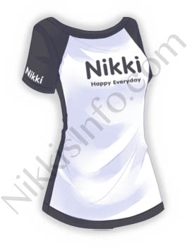 Nikki's Shirt·Black